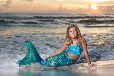 Eevie's Mermaid Pictures Panama City Beach