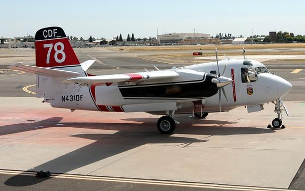 Fresno Air Attack Base