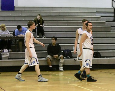 Sullivan West vs. Chapel Field Boys Basketball 12-17-18