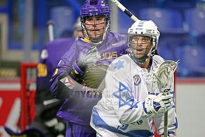 Zach Pall - Israel Lacrosse - WILC2019