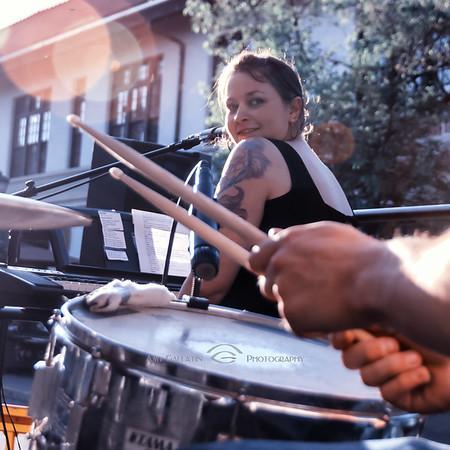 Jess Fleming: Live on Church Street 2015-05-23