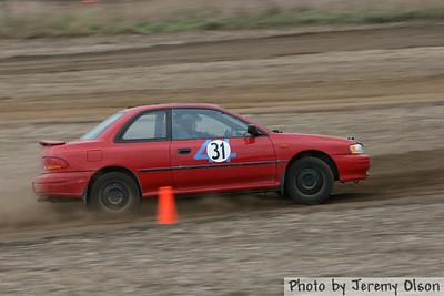 Dirty Jack-O-Lantern Rallycross 2007