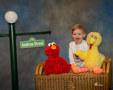 Andrew is TWO!