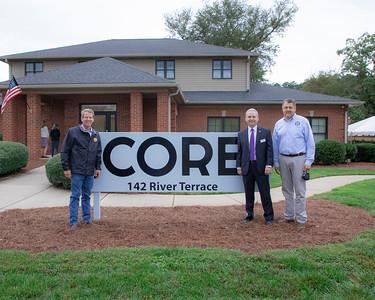 09.29.2020 CORE Center Visit/Tour