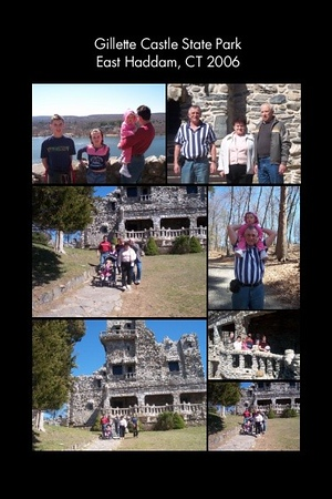 CT, East Haddam -  Gillette Castle State Park