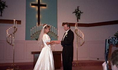 Gregg & Patty's Wedding