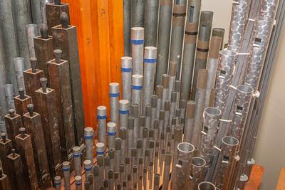 Peace Lutheran Pipe Organ