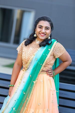Pranavi Sweet 16