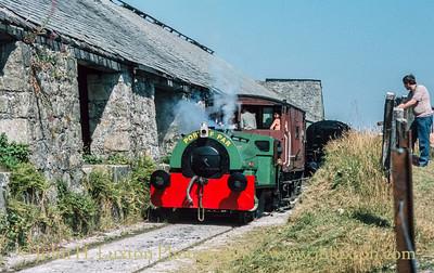 Bugle Steam Railway - Cornwall