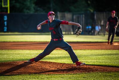Greenville High School Baseball 5/2 game