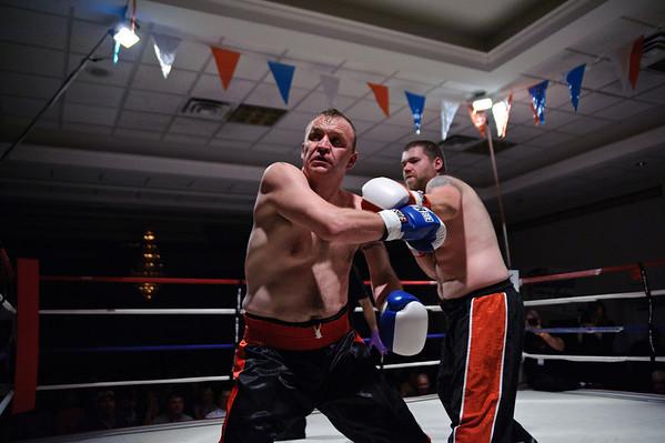 Kick Boxing Eau Claire 5-7-10