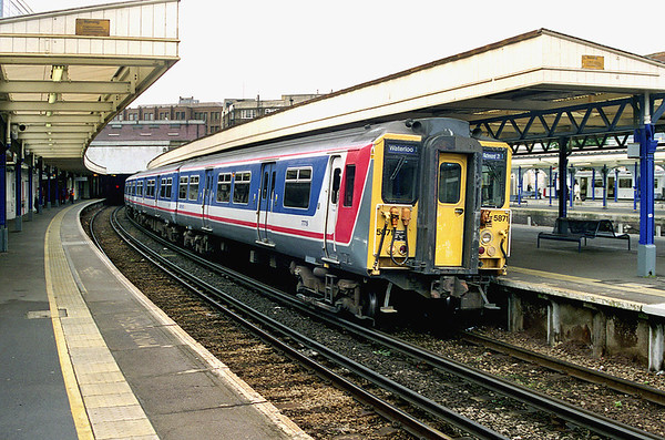 3rd October 2001: London and Dover