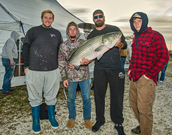 Richie Emmons Striper Tournament 2017