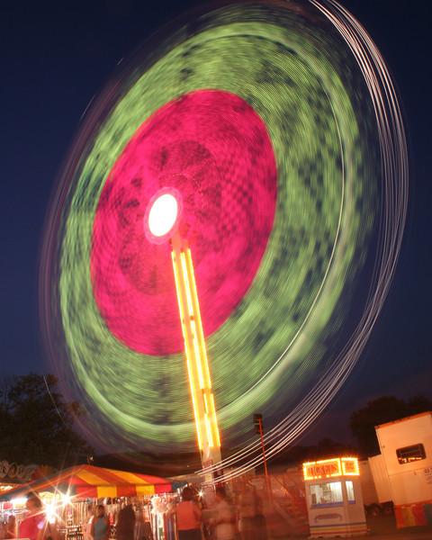 Amusement Park / Carnival rides - artistic motion