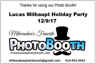 12/9/17 Lucas Milhaupt Holiday Party