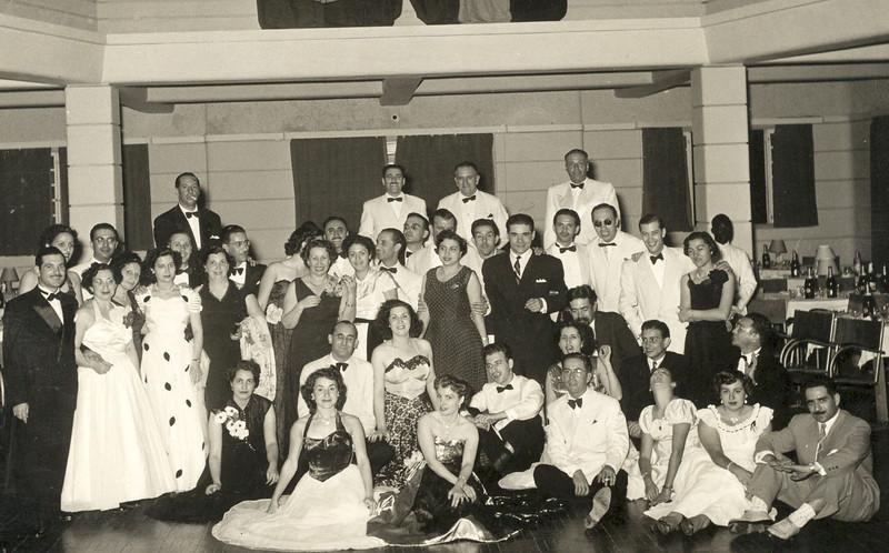 Fim de Ano 1954 -55