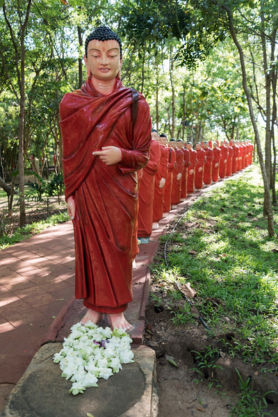 Nellikulama Temple of 500 Arahants
