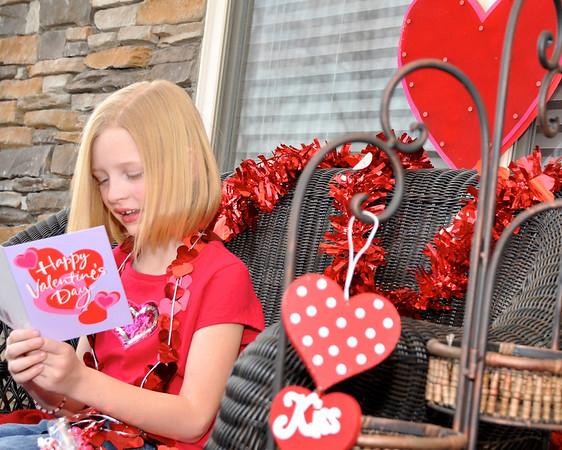 Alli & Caroline Valentine