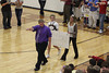 Homecoming Court at Pep Rally :