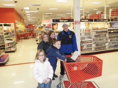December 2010 - Christmas Shopping