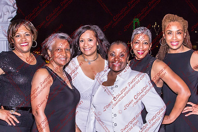2014 Night of Linen and Jazz  -  Black and White
