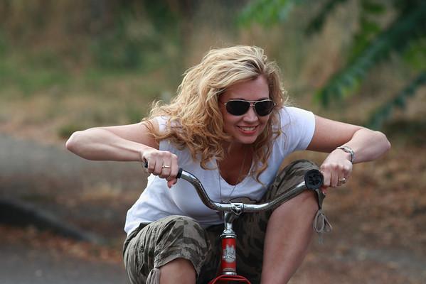 PDX Roast - Trike Race