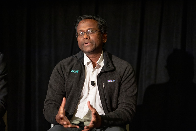 #VBTransform @VentureBeat  Robinson Piramuthu, Chief Scientist for Computer Vision, eBay, Dr. Colin J. Parris, Vice President, GE Software Research, GE  Moderator: Nicole Alexander, SVP, Chief Innovation Expert, Ipsos