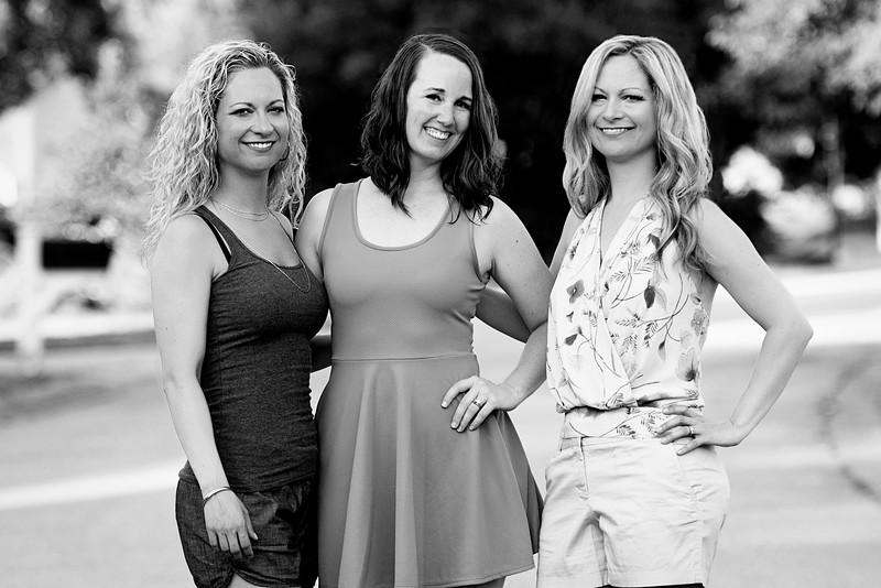 Williamsport Photographer : 6/20/15 Danielle, Whitney, and Dana