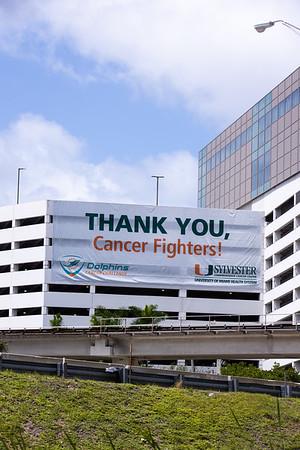 DCC Cancer Fighter Banner