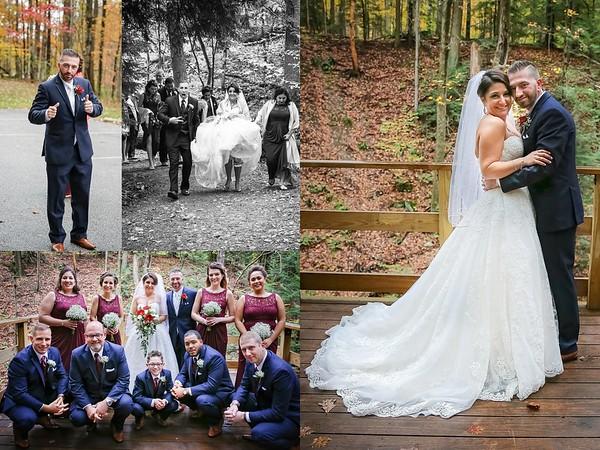 Katy & Durant 8x12 Wedding Album