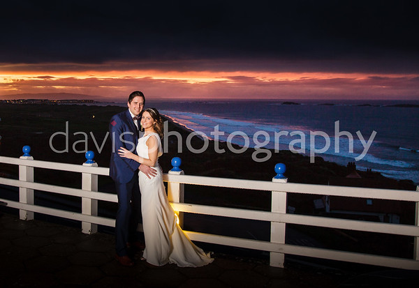 Portrush wedding photography Natalia + James