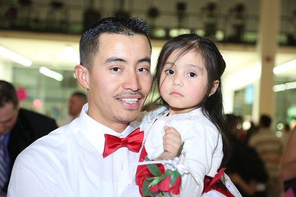 Nampa Recreation Center Father Daughter Dance 2016