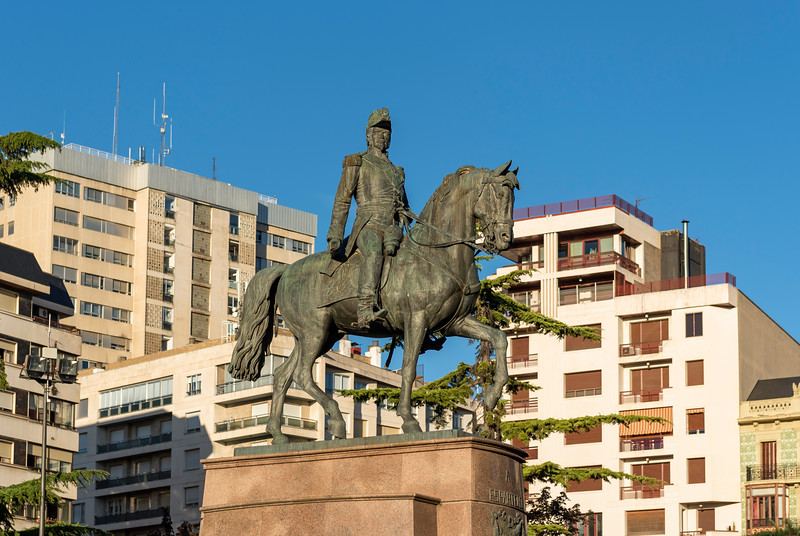 Statue of General Espartero, Logroño