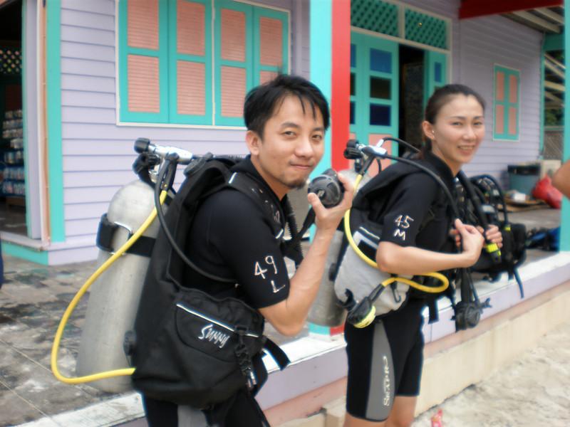 [20080515] Will & Bee Scuba Diving @ Redang (13).JPG