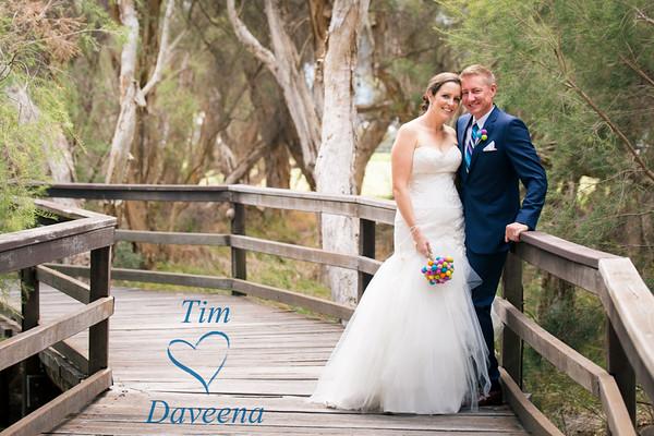Tim & Daveena