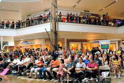 2013-07-07 La Academia Semifinals at Fiesta Mall