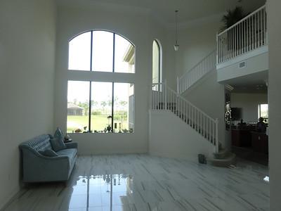 The Mc Adams' new home