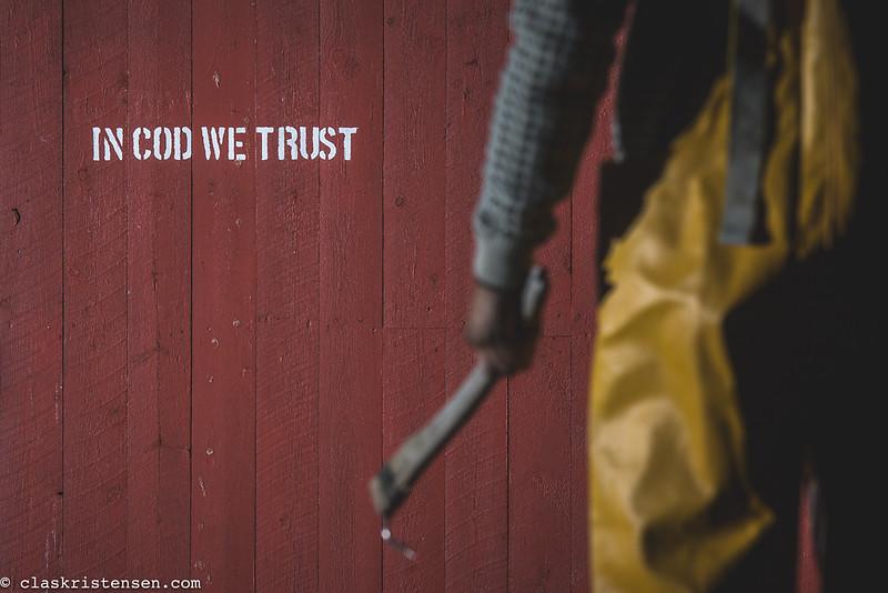 In Cod We Trust I