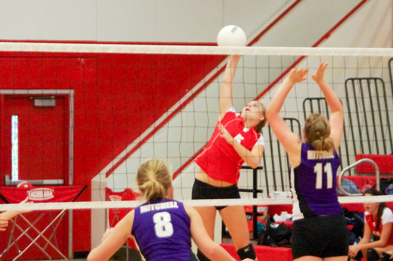 HHS JV Volleyball III