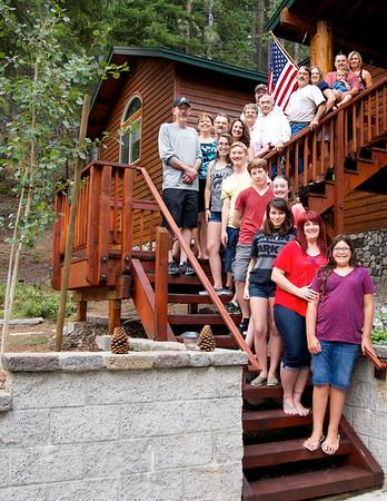 Family BBQ 2014