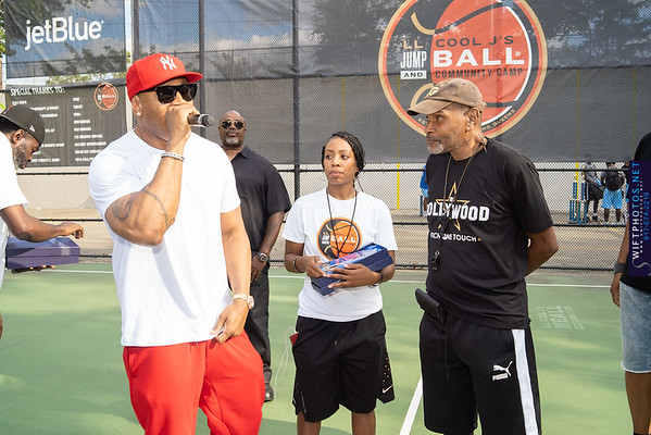 LL Cool J's Jump & Ball Championship Games 2019
