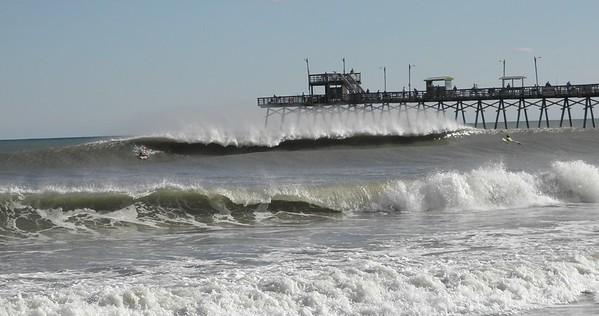 Surfing EI 4/26/21
