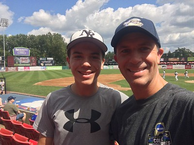 Sept. 2 - Kane County Cougars Game