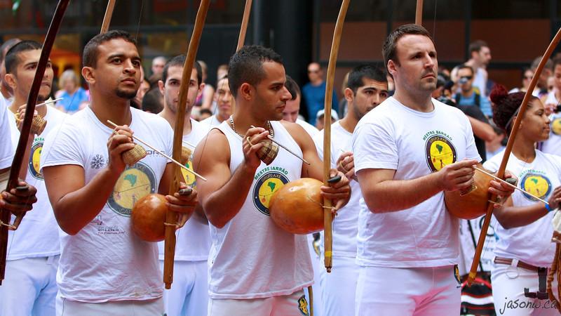Afro-Brazilian Block Party 2012