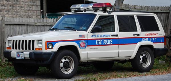 Lebanon Fire Police