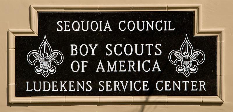 Boy Scouts of America - Ludekens Service Center
