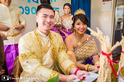 Jonathan & Narin Cambodian Wedding