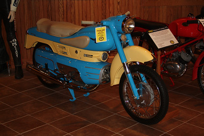 Anamosa Motorcycle museum 2011