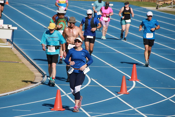 Sri Chinmoy 48 Hour Track Festival, AIS Athletics Track, Friday 26 – Sunday 28 March 2021
