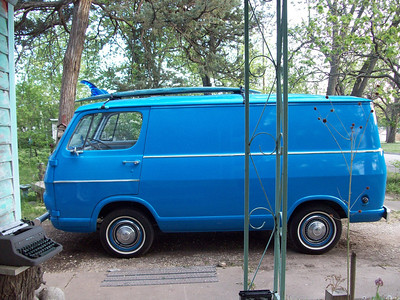 Little Doheny's 1967 Chevy Van